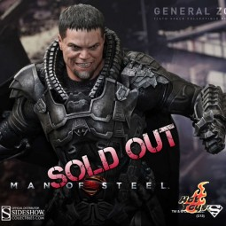 General Zod - Man of Steel - 1/6 Scale Action Figur