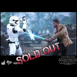 Finn & Riot Stormtrooper - Star Wars - 1/6 Scale Figuren Set