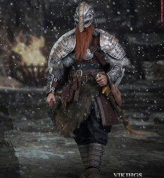 Warlord - Viking Vanquisher - 1/6 Scale Actionfigur