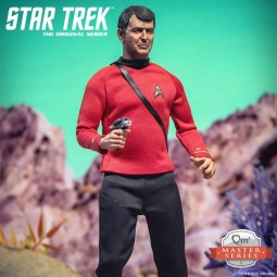 Lt. Commander Scott 'Scotty' - Star Trek - 1/6 Scale Figur