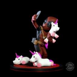 Deadpool #unicornselfie - Marvel - Q-Figur Diorama 12cm