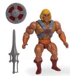 He-Man - Masters of the Universe - Vintage Collection Actionfigur 14cm